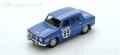 Spark (スパーク)  1/43 ルノー 8 Gordini No.89 5th Monte Carlo Rally 1969 J.-L.Therier/M.Callewaert