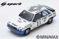 [予約]Spark (スパーク) 1/43 ルノー 11 Turbo No.31 Rally Monte Carlo 1985 A.Oreille/S.Oreille