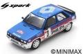 [予約]Spark (スパーク) 1/43 ルノー 11 Turbo No.3 Rally Monte Carlo 1987 J.Ragnotti/G.Thimonier