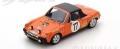 [予約]Spark (スパーク) 1/43 ポルシェ 914/6 No.17 Monte Carlo Rally 1971 A. Andersson/B. Thorszelius