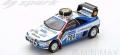 [予約]Spark (スパーク) 1/43 プジョー 405 T16 Grand Raid No.204 Paris Dakar 1988 A. Vatanen/B. Berglund