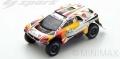 [予約]Spark (スパーク) 1/43 プジョー2008 DKR No.319 Dakar 2017 K. Al Qassimi/P. Maimon