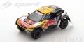 [予約]Spark (スパーク) 1/43 プジョー 3008 DKR Maxi No.300 - Team Peugeot Total - ダカール 2018 S.Peterhansel/J.-P.Cottret