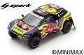 [予約]Spark (スパーク) 1/43 プジョー 3008 DKR No.306 PH-Sport 3rd ダカールラリー 2019 S.Loeb/D.Elena