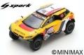 [予約]Spark (スパーク) 1/43 プジョー 2008 DKR No.325 PH-Sport ダカールラリー 2019 P.Lachaume/J-M.Polato