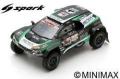 [予約]Spark (スパーク) 1/43 プジョー 3008 DKR Maxi No.364 Easy Rally ダカールラリー 2019 P.Lafay/S.Delaunay