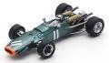 Spark (スパーク) 1/43 BRM P133 No.11 2nd ベルギー GP 1968 Pedro Rodriguez