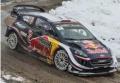 Spark (スパーク)  1/43 フォード Fiesta WRC M-Sport フォード WRT No.1 Winner Rally モンテカルロ 2018 S.Ogier/J.Ingrassia