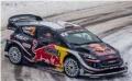 [予約]Spark (スパーク)  1/43 フォード Fiesta WRC M-Sport フォード WRT No.2 Rally モンテカルロ 2018 E.Evans/D.Barritt