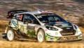 [予約]Spark (スパーク)  1/43 フォード Fiesta WRC M-Sport フォード WRT No.3 Rally モンテカルロ 2018 B.Bouffier/X.Panseri