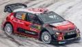 [予約]Spark (スパーク)  1/43 シトロエン C3 WRC シトロエン Total アブダビ WRT No.10 Rally モンテカルロ 2018 K.Meeke/P.Nagle