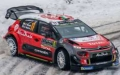 [予約]Spark (スパーク)  1/43 シトロエン C3 WRC シトロエン Total アブダビ WRT No.11 Rally モンテカルロ 2018 C.Breen/S.Martin