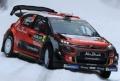 [予約]Spark (スパーク) 1/43 シトロエン C3 WRC シトロエン Total アブダビ WRT No.12 Rally スウェーデン 2018 M.Ostberg/T.Eriksen