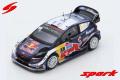 Spark (スパーク) 1/43 フォード Fiesta WRC M-Sport フォード WRT No.1 Winner Rally ツール・ド・コルス 2018 S.Ogier/J.Ingrassia