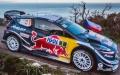 [予約]Spark (スパーク) 1/43 フォード Fiesta WRC M-Sport フォード WRT No.1 Winner Rally ツール・ド・コルス 2018 S.Ogier/J.Ingrassia