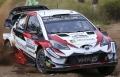 Spark (スパーク) 1/43 TOYOTA Yaris WRC TOYOTA GAZOO Racing WRT No.8 Winner Rally アルゼンチン 2018