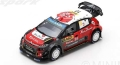 Spark (スパーク) 1/43 シトロエン C3 WRC No.10 Winner Rally Catalunya 2018 S.Loeb/D.Elena