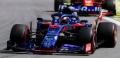 Spark (スパーク) 1/43 Red Bull Toro Rosso ホンダ No.10 2nd ブラジル GP 2019 Scuderia Toro Rosso STR14 Pierre Gasly