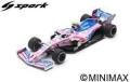 [予約]Spark (スパーク)  1/43 SportPesa Racing Point F1 Team No.11 Chinese GP 2019 Racing Point-Mercedes RP19 Formula One 1000th GP Sergio Perez