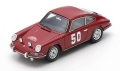 Spark (スパーク) 1/43 ポルシェ 911 No.50 Monte Carlo Rally 1966 H.Perrier/P.du Pasquier