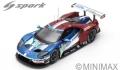 [予約]Spark (スパーク) 1/43 フォード GT No.67 24H ル・マン 2018 Ford Chip Ganassi Team UK H.Tincknell/A.Priaulx/T.Kanaan