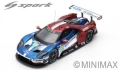 Spark (スパーク) 1/43 フォード GT No.68 3rd LMGTE Pro Class 24H ル・マン 2018 Ford Chip Ganassi Team USA J.Hand/D.Muller/S.Bourdais
