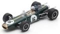 [予約]Spark (スパーク) 1/43 Brabham BT19 No.16 Winner オランダ GP 1966 Jack Brabham