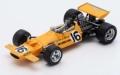 [予約]Spark (スパーク) 1/43 McLaren M7D No.16 フランス GP 1970 Andrea de Adamich