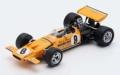 [予約]Spark (スパーク) 1/43 McLaren M14D No.8 カナダ GP 1970 Andrea de Adamich
