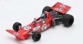 [予約]Spark (スパーク) 1/43 March 711 No.17 フランス GP 1971 Ronnie Peterson