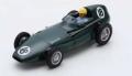 [予約]Spark (スパーク) 1/43 Vanwall フォルクスワーゲン 2 No.18 British GP 1956 Jose Froilan Gonzalez