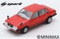 Spark (スパーク) 1/43 スバル Leone 4 Door Sedan 1.8 1979