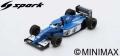 Spark (スパーク) 1/43 Ligier JS39B No.26 2nd ドイツ GP 1994 Olivier Panis