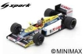Spark (スパーク) 1/43 Williams FW11 No.5 Winner ベルギー GP 1986 Nigel Mansell