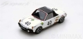Spark (スパーク) 1/43 ポルシェ 914/6 GT No.40 ル・マン 1970 G.Chasseuil/C.Ballot-Lena