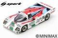 Spark (スパーク) 1/43 ポルシェ 962C No.55 24H ル・マン 1986 P.Alliot/P.Romero/M.Trolle