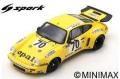Spark (スパーク) 1/43 ポルシェ 911 Carrera RSR No.70 24H ル・マン 1977 S.de Lautour/J-P.Delaunay/J.Guerin