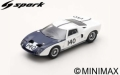 Spark (スパーク) 1/43 Ford GT No.140 1000km of Nurburgring 1964 P.Hill/B.McLaren