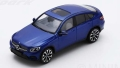 [予約]Spark (スパーク) 1/43 メルセデスベンツ GLC Coupe 2016 - Brilliant Blue Metallic