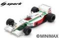[予約]Spark (スパーク) 1/43 Coloni FC189B No.31 Practice アメリカ GP 1990 Bertrand Gachot