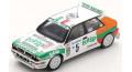 Spark (スパーク) 1/43 ランチア Delta HF Intergrale EVO No.5 Rally Monte Carlo 1993 Andrea Aghini/Sauro Farnocchia