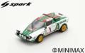 Spark (スパーク) 1/43 Lancia Stratos HF No.1 Winner Rally Monte Carlo 1977 S.Munari/S.Maiga