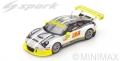 [予約]Spark (スパーク) 1/43 ポルシェ 911 GT3 R No.911 4th マカオGT World Cup 2016 Earl Bamber