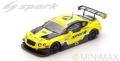 Spark (スパーク) 1/43 ベントレー コンチネンタル GT3 No.10 5th マカオGT World Cup 2016 Adderly Fong