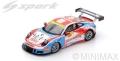 [予約]Spark (スパーク) 1/43 ポルシェ 911 GT3 R No.98 マカオGT World Cup 2016 Ma Ching Yeung Philip