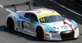 [予約] Spark (スパーク)  1/43 アウディ R8 LMS No.11 - HCB-Rutronik-Racing FIA GT World Cup Macau 2017 Lucas di Grassi
