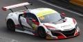 [予約] Spark (スパーク)  1/43 ホンダ NSX GT3 No.84 - Honda Racing FIA GT World Cup Macau 2017 Renger van der Zande