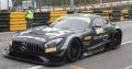 Spark (スパーク) 1/43 Mercedes-AMG GT3 No.1 Mercedes-AMG Team GruppeM Racing 3rd FIA GT World Cup Macau 2018 Edoardo Mortara