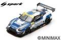Spark (スパーク) 1/43 Nismo GT-R GT3 No.35 KCMG FIA GT World Cup Macau 2018 Oliver Jarvis