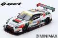 Spark (スパーク) 1/43 Nismo GT-R GT3 No.23 KCMG FIA GT World Cup Macau 2018 Tsugio Matsuda